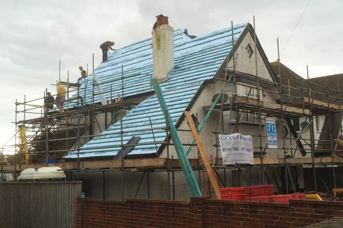 Building and Roofing Services