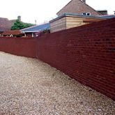 Residential Building Work - Bungalow Wall