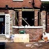 Residential Building Work - Kitchen Extension
