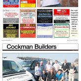 Cockman Builders Feature In The Exmouth Herald April 2010