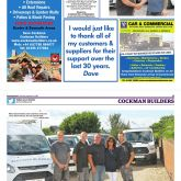 Cockman Builders Feature In The Exmouth Herald September 2015