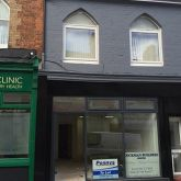 Commercial Building Work - Shopfront